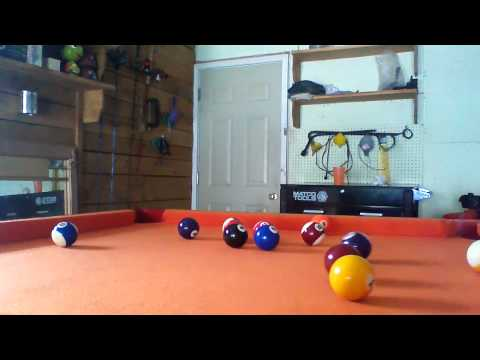 homemade pool table 3 of 3