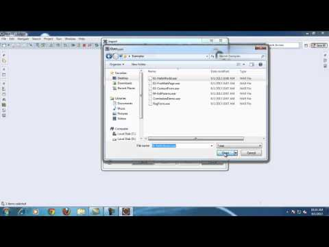 01 -  Importing a WAR file and running java project using eclipse ide