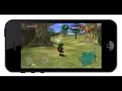 How to get n64 on IOS