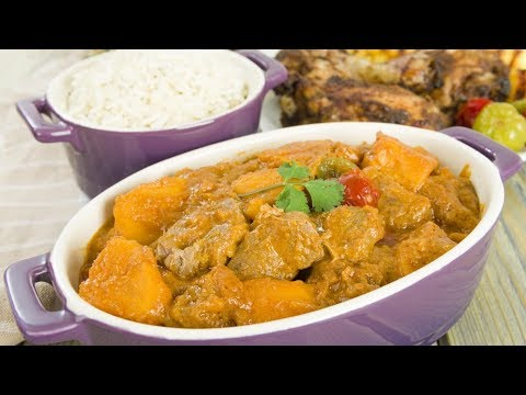 Curry Chicken: How to Seasoned Chicken For Curry - Curry Chicken Recipe