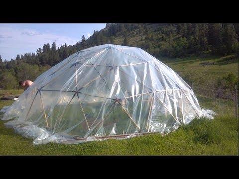 Preparing Winter Garden in August (LIve Show)