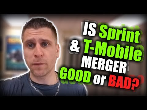 Is Sprint and Tmobile Merger Good or Bad For Ebay Phone Resellers?