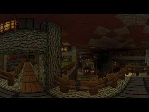 Minecraft VR Cloudhaven