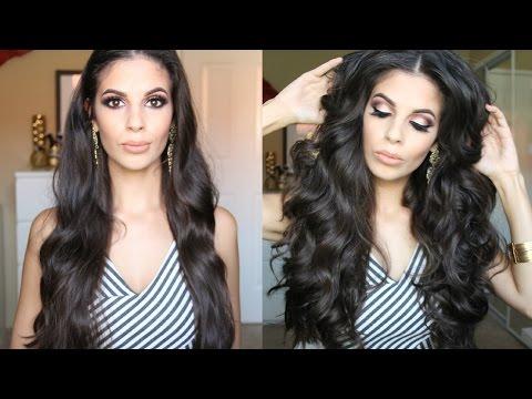 BIG Glamorous Curls (Holiday Hair)