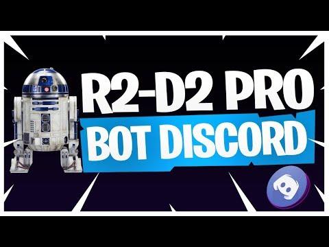 R2-D2 PRO - Bot Discord #MelhoresBotsParaDiscord - PakVim net HD