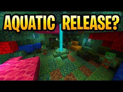 Minecraft Update Aquatic Release!? Bug Fixes Xbox 360, PS3, PS4, Wii U & Switch