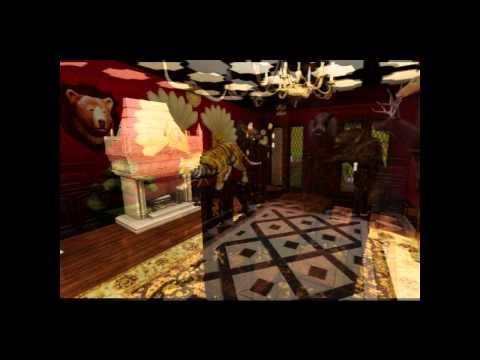 The Sims 3 House Building - Allerton Castle