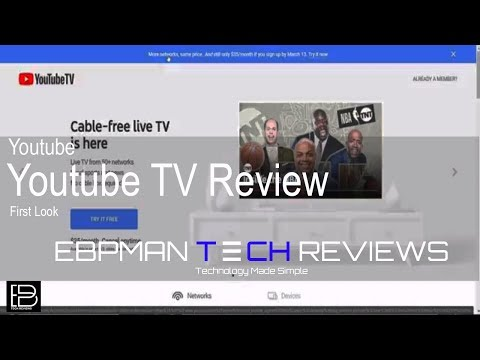 Youtube TV Streaming TV |  Should you switch from Comcast cable?  I did!