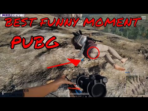 PLAYERUNKNOWN'S BATTLEGROUNDS - BEST MOMENTS pubg highlights people are awesome