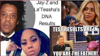 POSITIVE DNA TEST Shows JAY Z IS La'Teasha Macer's FATHER | Receipts (Pictures) Inside!!