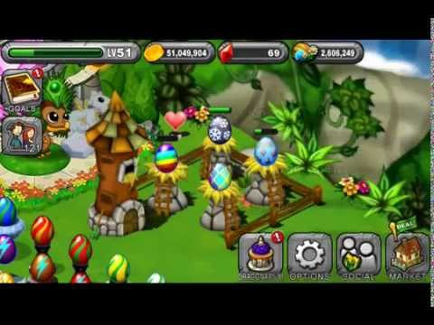 How to breed a Double Rainbow dragon in DragonVale