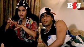 Juhi Chawala & Shahrukh Khan Naughty Talks | Yes Boss | Shahrukh Khan, Juhi Chawla