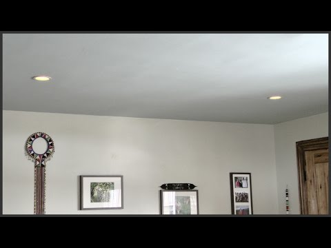 Changing Recessed Light Bulbs