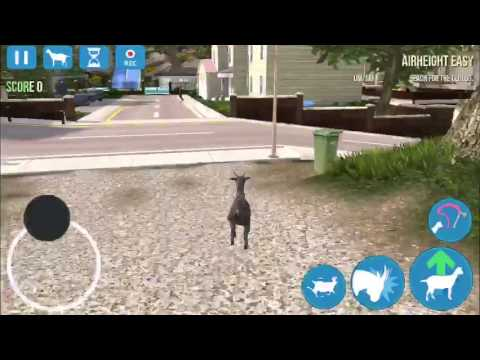 (UPDATE) How To Get Anti Gravity Goat At Goat Simulator