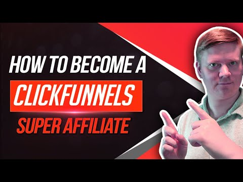 How To Become a ClickFunnels Super Affiliate [$10k/month Case Study]