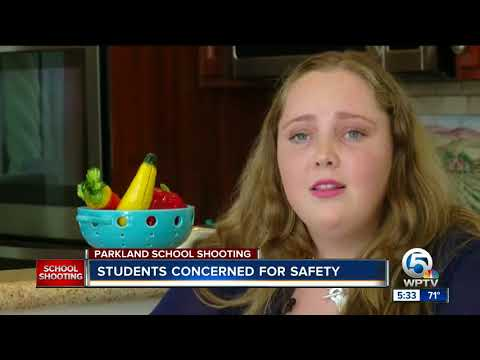 Marjory Stoneman Douglas students concerned for safety