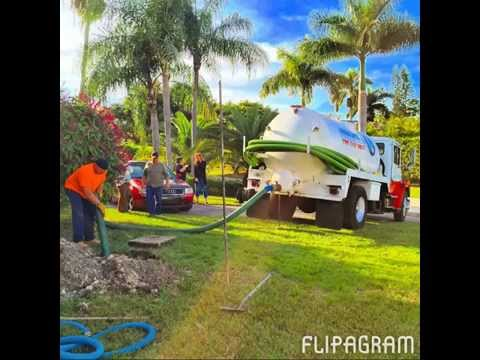 Septic Tank Cleaning Service, Grease Trap, Drain Cleaning
