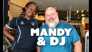 2019 March 18th - Dj Start With Fit For Living With Mandy