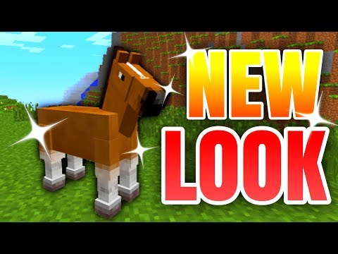 NEW Horse Textures in Minecraft.... or is there?