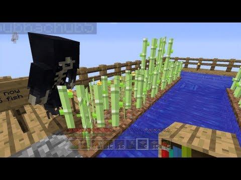 Minecraft Xbox - Skyblock Map - Grow Please Sugar - Part 6