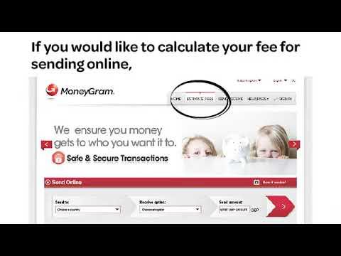 How To Send Money with MoneyGram Moneygram support credit card
