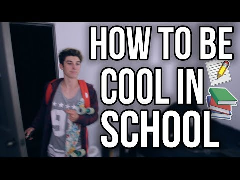 HOW TO BE COOL IN SCHOOL/COLLEGE IN INDIA. be cool.( in hindi )