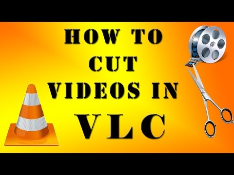 Cut Videos using VLC Media Player 2017 | VLC மூலமாக வீடியோவை கட் செய்வது எப்படி