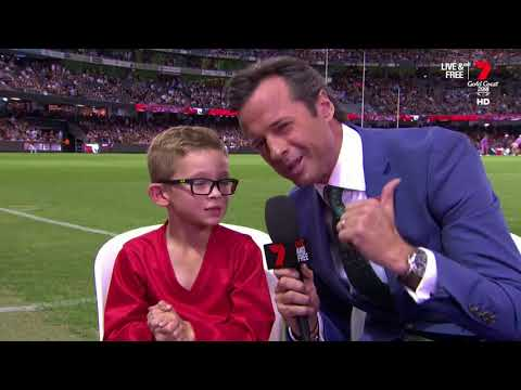 2018 NAB AFL Auskicker of the Year – Rd 1 Nominee