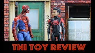 Download Walmart Exclusive Spider-Man: Into The Spider-Verse Movie Action Figure Review Video