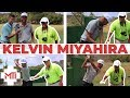 Blaire's Second Golf Lesson with Kelvin Miyahira