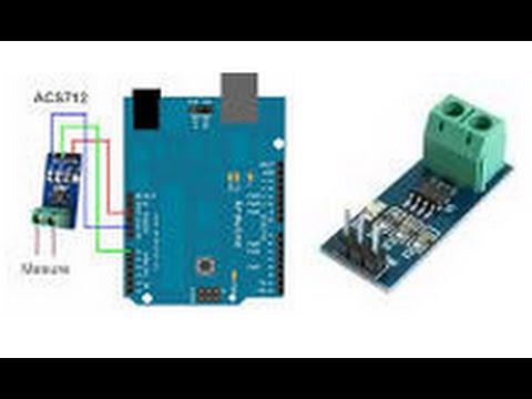 d014bc4bce Como usar o sensor de corrente ACS712 com Arduino - PlayItHub Largest  Videos Hub