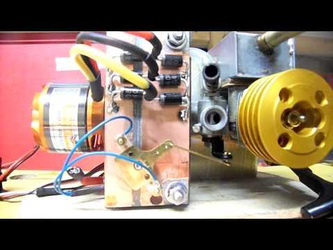 Model live diesel electric
