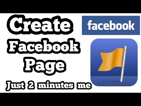 How to create a facebook page for youtube channel in hindi | for your business | and earn money tmg