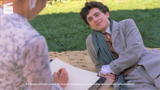 Little Women (2019): Laurie proposes to Amy (HD CLIP)
