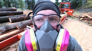 LOOKS STUPID... DOES IT WORK? (PPE & Sawmilling)