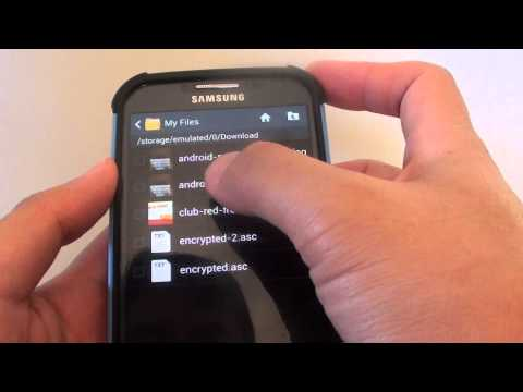 Samsung Galaxy S4: How to Find Download Images Saved From Chrome Web Browser