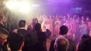 Best Punjabi Wedding Dance Off Video Ever!