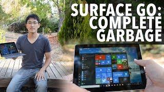 Surface Go - It