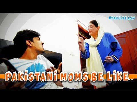 Pakistani Moms Be Like | Bekaar Films | Mother's Day