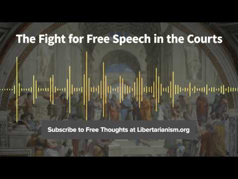 Episode 126: The Fight for Free Speech in the Courts (with Paul Sherman)