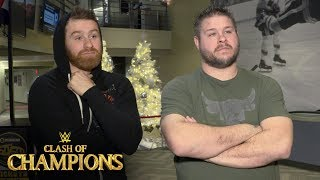 Are Kevin Owens and Sami Zayn prepared to leave WWE?: Exclusive, Dec. 17, 2017