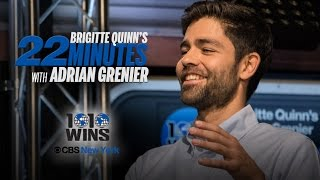 22 Minutes With Adrian Grenier