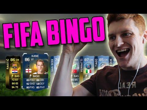 FIFA 15 -  THE FASTEST FIFA BINGO EVER??? | 3 WAY BINGO!!!