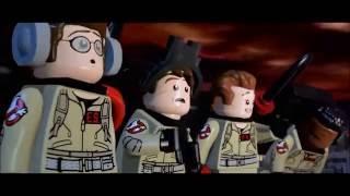 Lego Dimensions - Ghostbusters dlc - Tutti i filmati in italiano