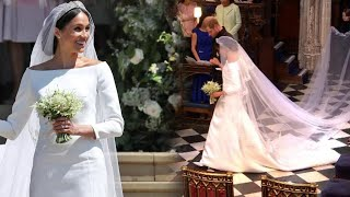 Breaking Down Meghan Markle's $270,000 Givenchy Wedding Dress