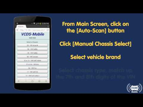 VCDS-Mobile Auto-Scan