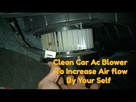 Maruti Suzuki Alto||Alto k10|| Swift Or Wagon'r Ac Blower Or Fan Cleaning