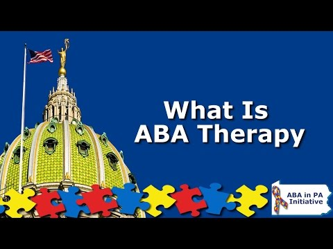 What Is ABA Therapy