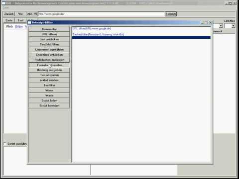 B4B -- Botgenerator für Browsergames  (create your own browsergame bot)