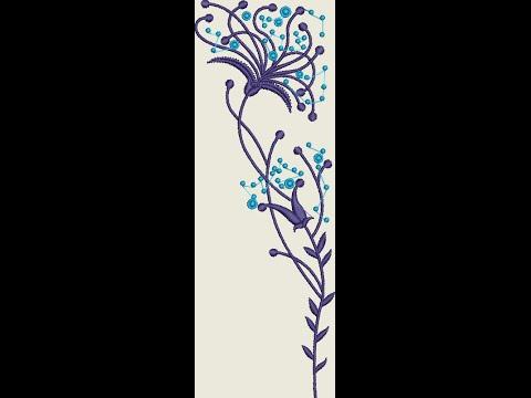 Embroidery Designs Free - Design NO# 90
